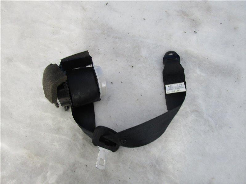 Ремень безопасности Mazda 6 GH LF-VE (LF5-VE) 2008 задний правый