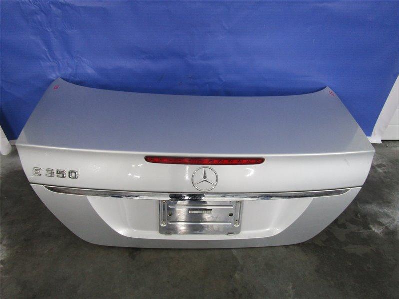 Крышка багажника Mercedes-Benz E W211 272.964 2006 задняя