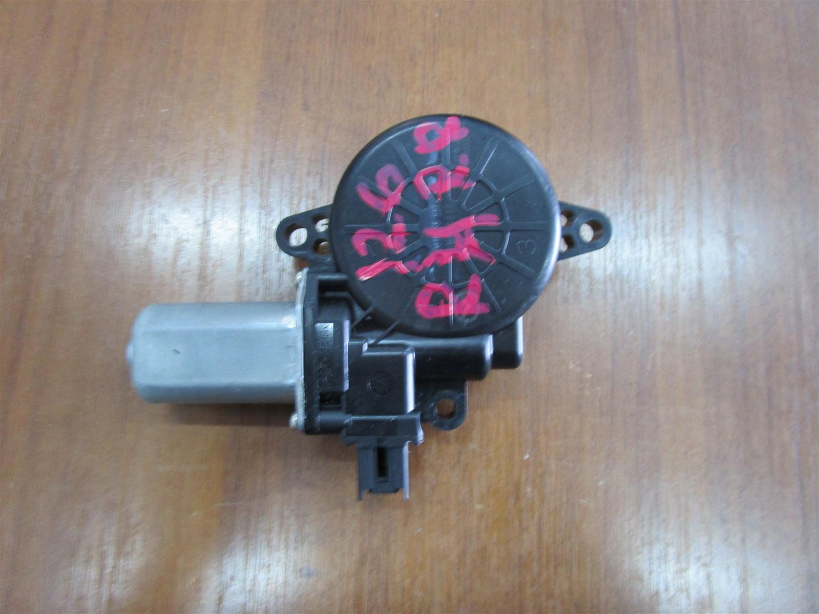 Мотор стеклоподъемника Mazda 6 GH LF-VE (LF5-VE) 2008 задний правый