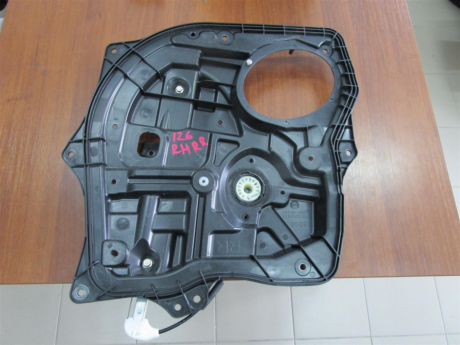 Стеклоподъемник Mazda 6 GH LF-VE (LF5-VE) 2008 задний правый