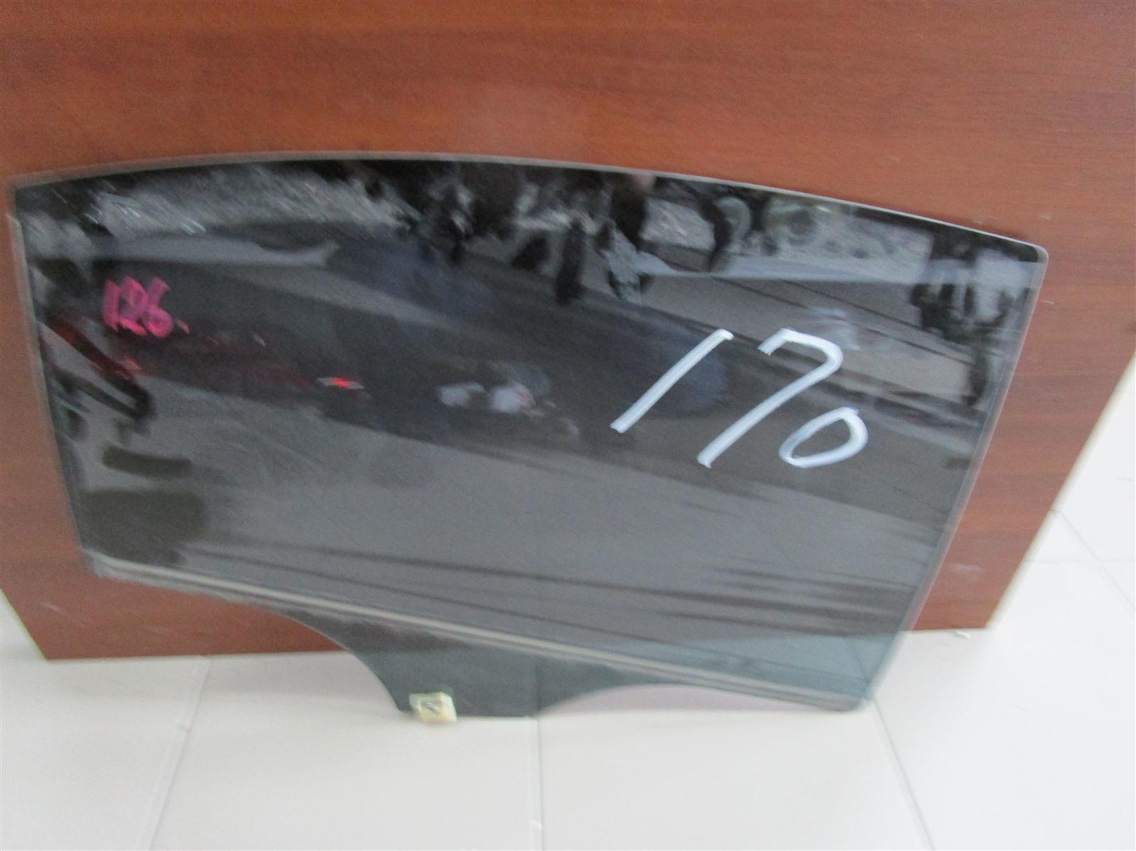 Стекло двери Mazda 6 GH LF-VE (LF5-VE) 2008 заднее правое
