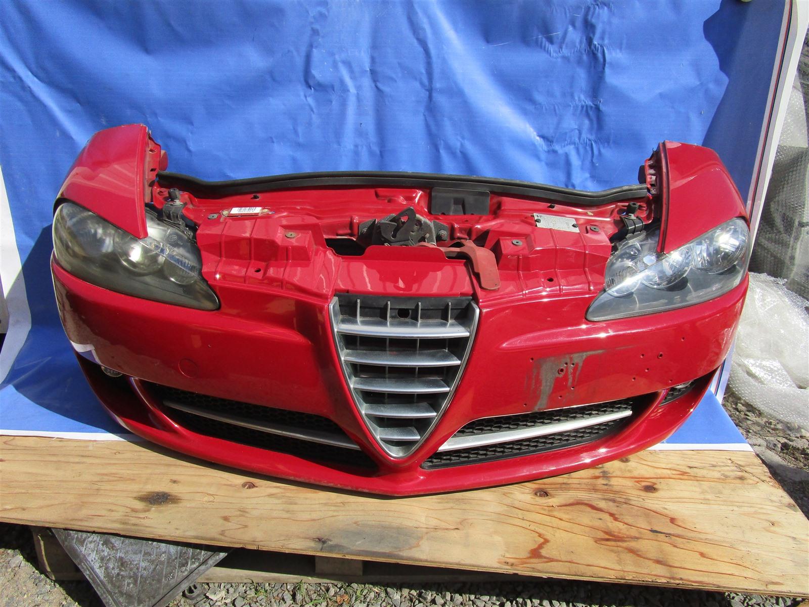 Ноускат Alfa Romeo 147 передний