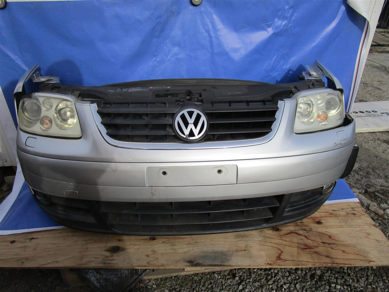 Ноускат Volkswagen Touran передний