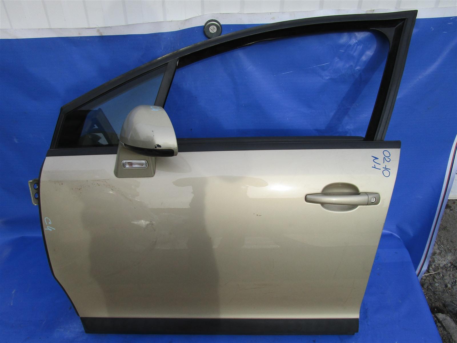 Дверь Citroen C4 TU5JP4 2006 передняя левая