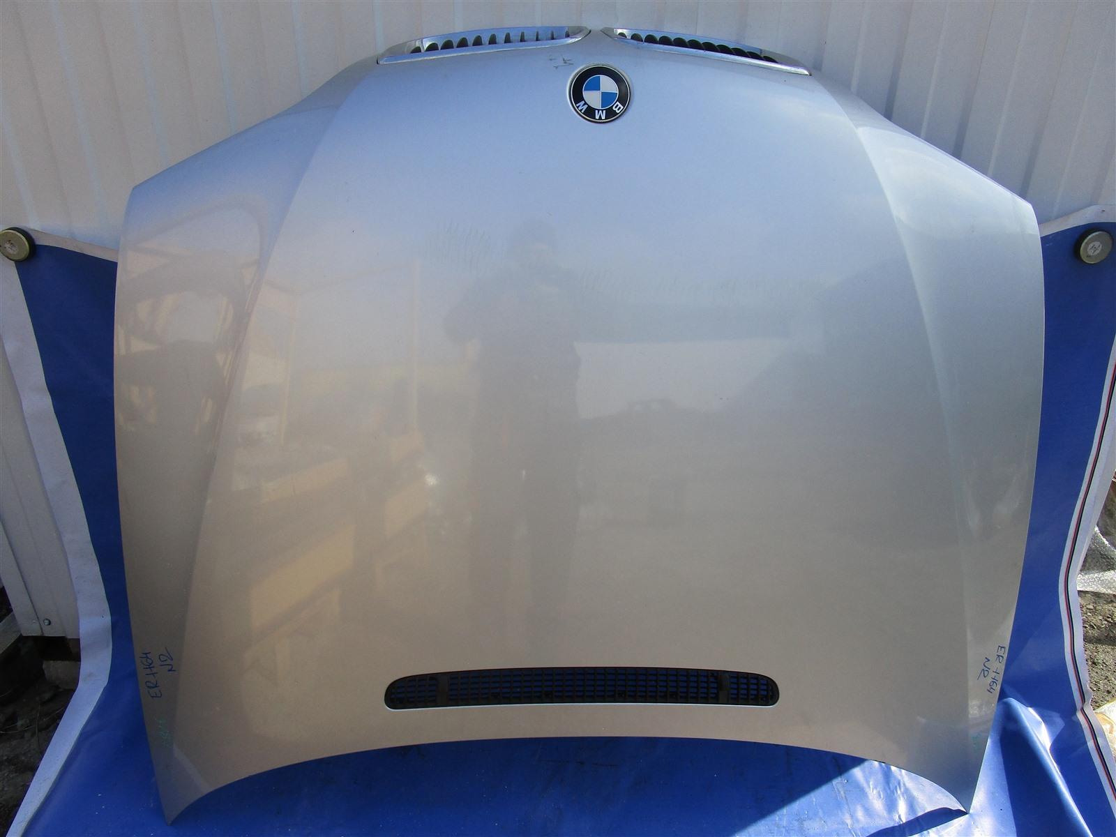 Капот Bmw 3-Series E46 N42B20 передний