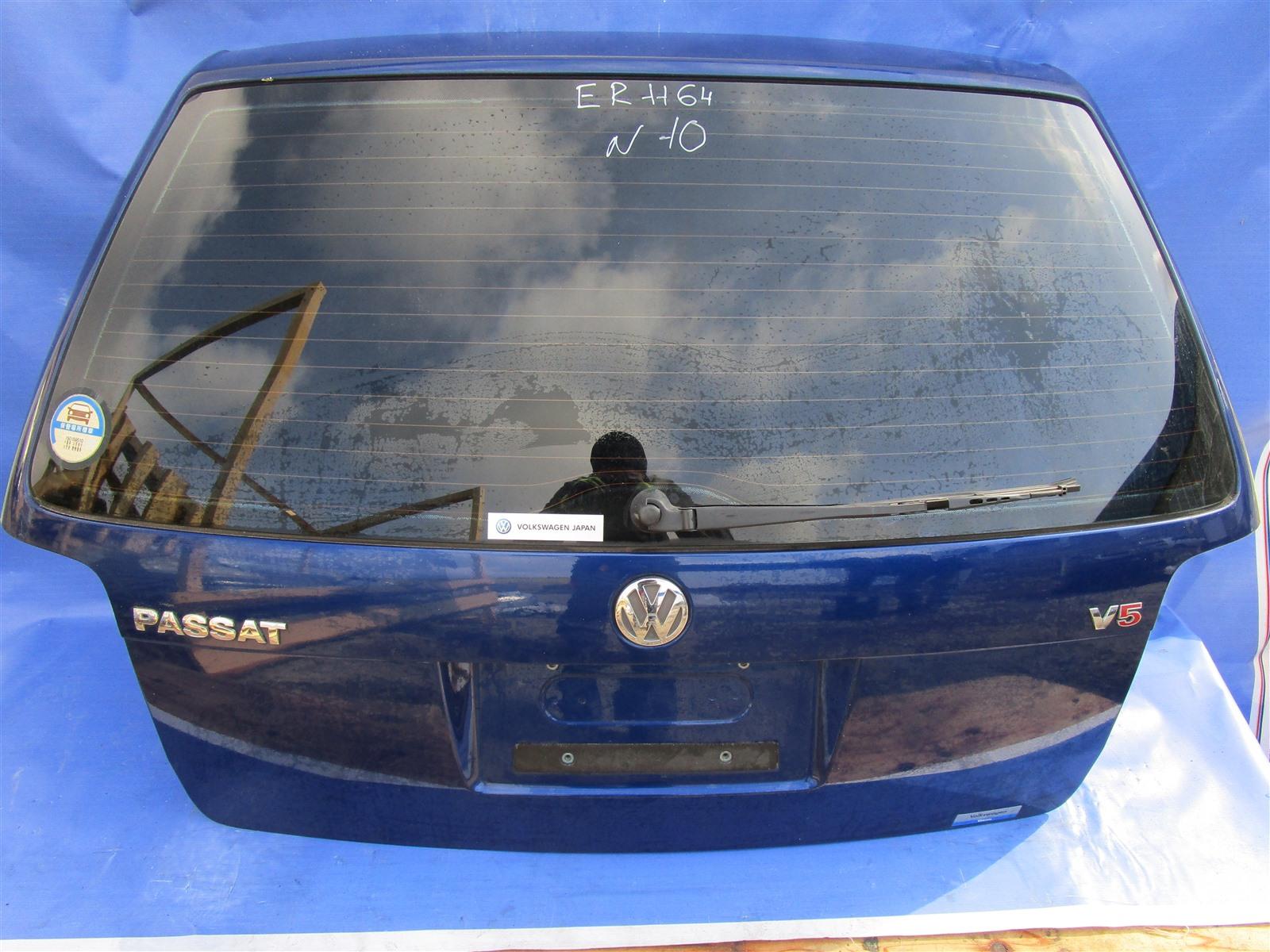 Крышка багажника Volkswagen Passat B5+ AZX 2003 задняя