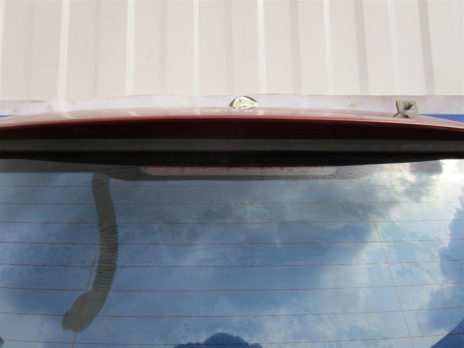Крышка багажника задняя Cooper 2007 D N12B14A