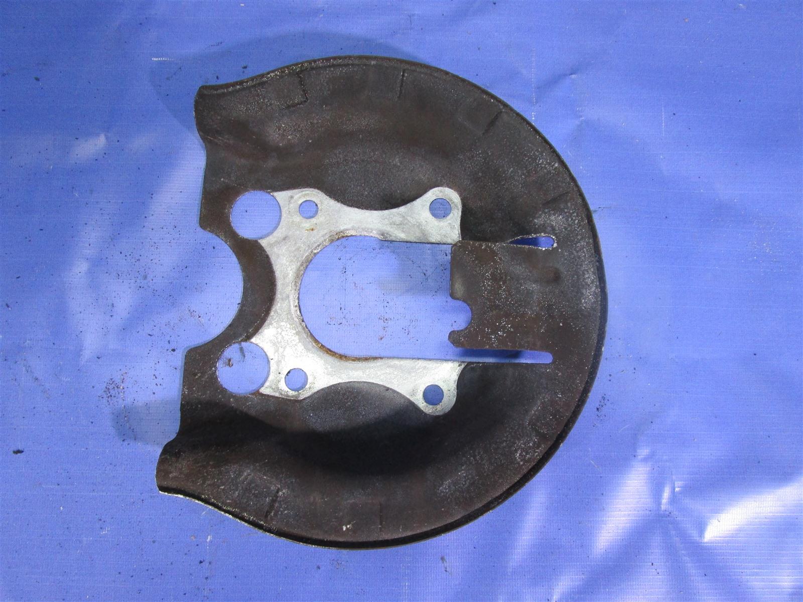 Пыльник тормозного диска Citroen C4 TU5JP4 2006 передний правый