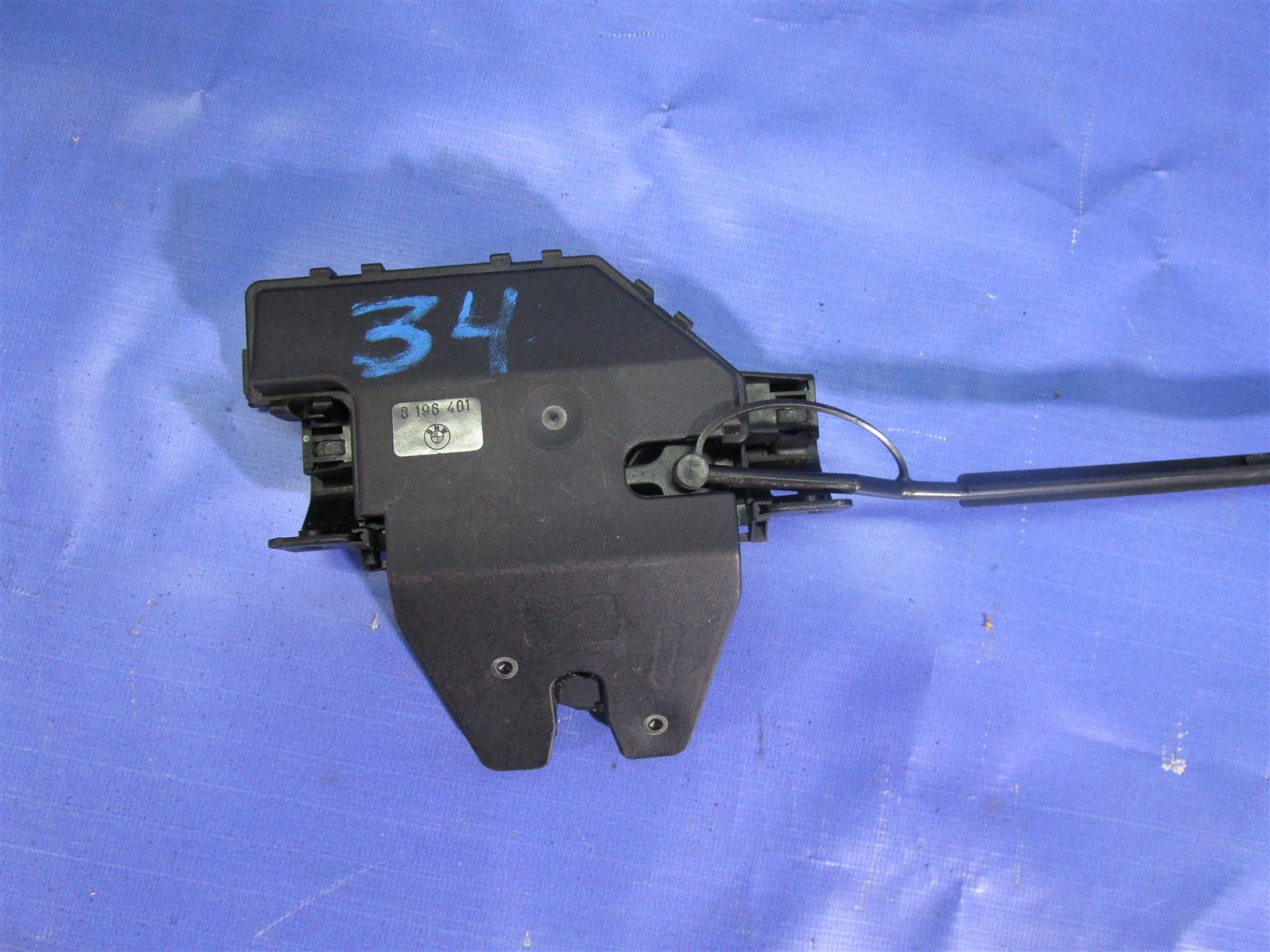 Замок багажника Bmw 3-Series E46 226S1 M54 2002