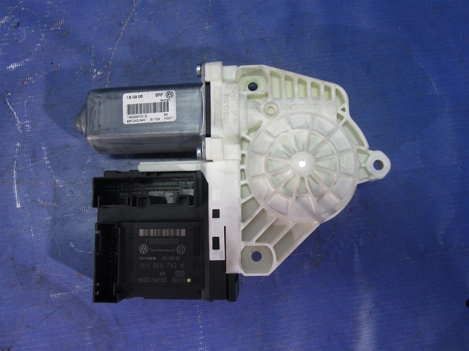 Мотор стеклоподъемника Volkswagen Passat B6 BVY 2006 задний правый