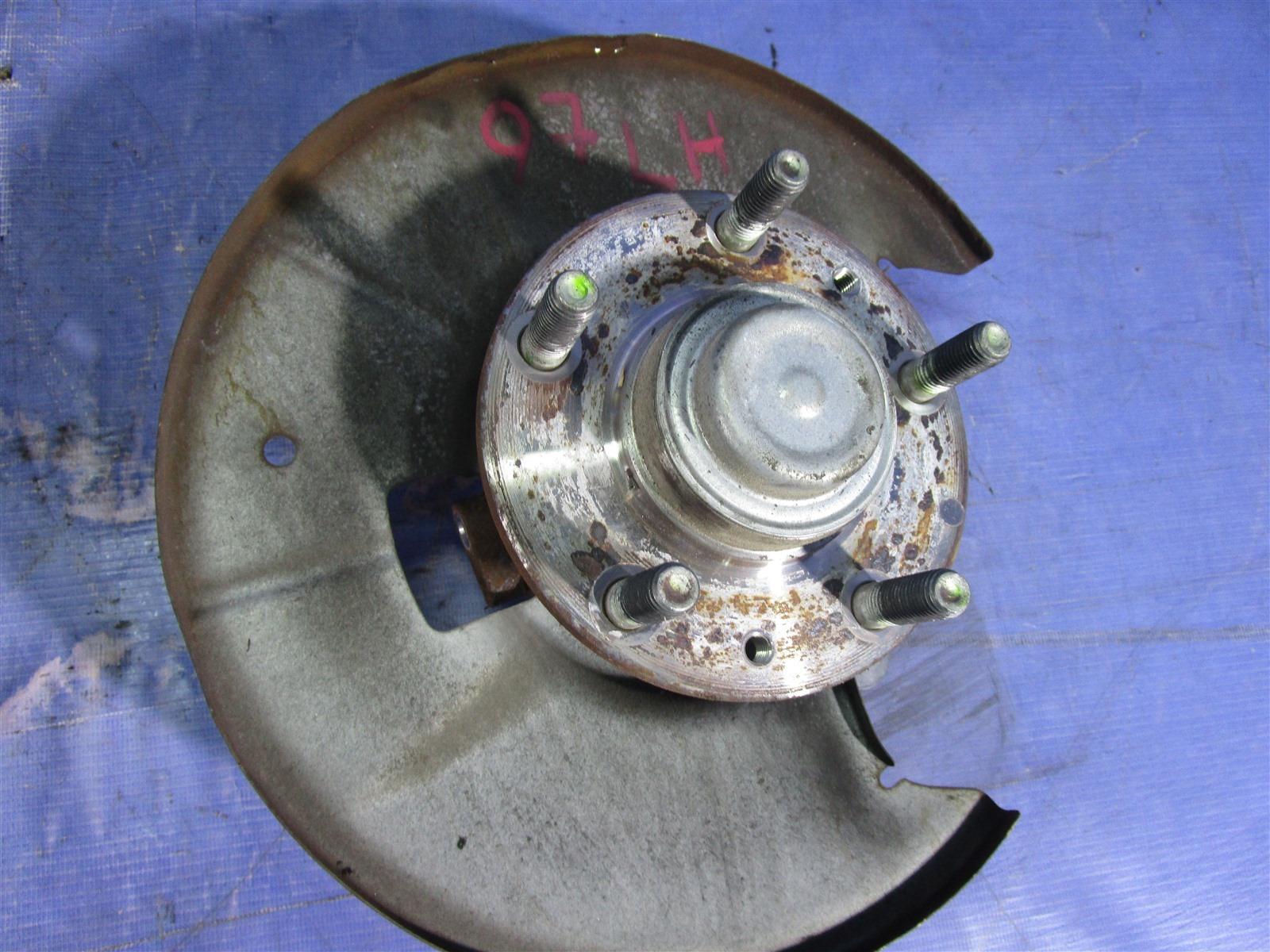 Кулак поворотный Mazda 6 GG L3WE задний левый
