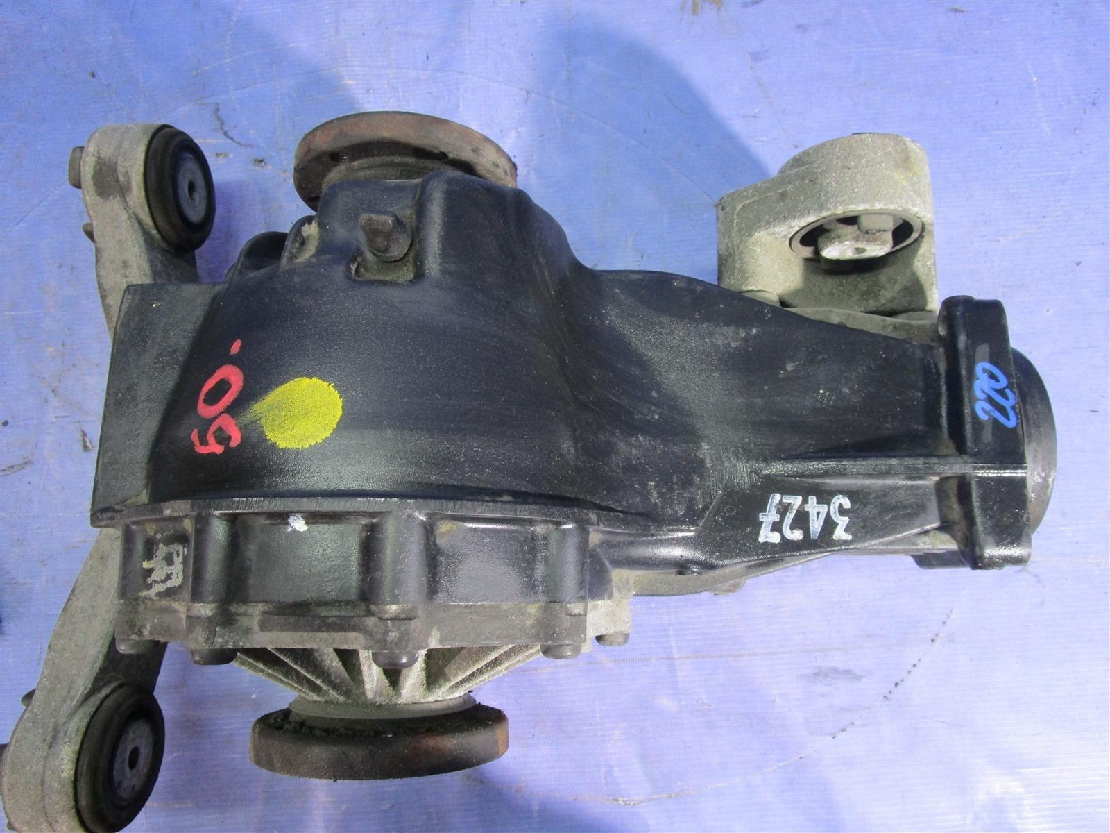 Редуктор Audi A6 C5 ASN 2003 задний