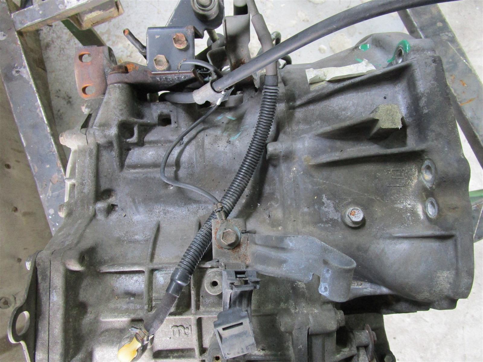Акпп Toyota 5E