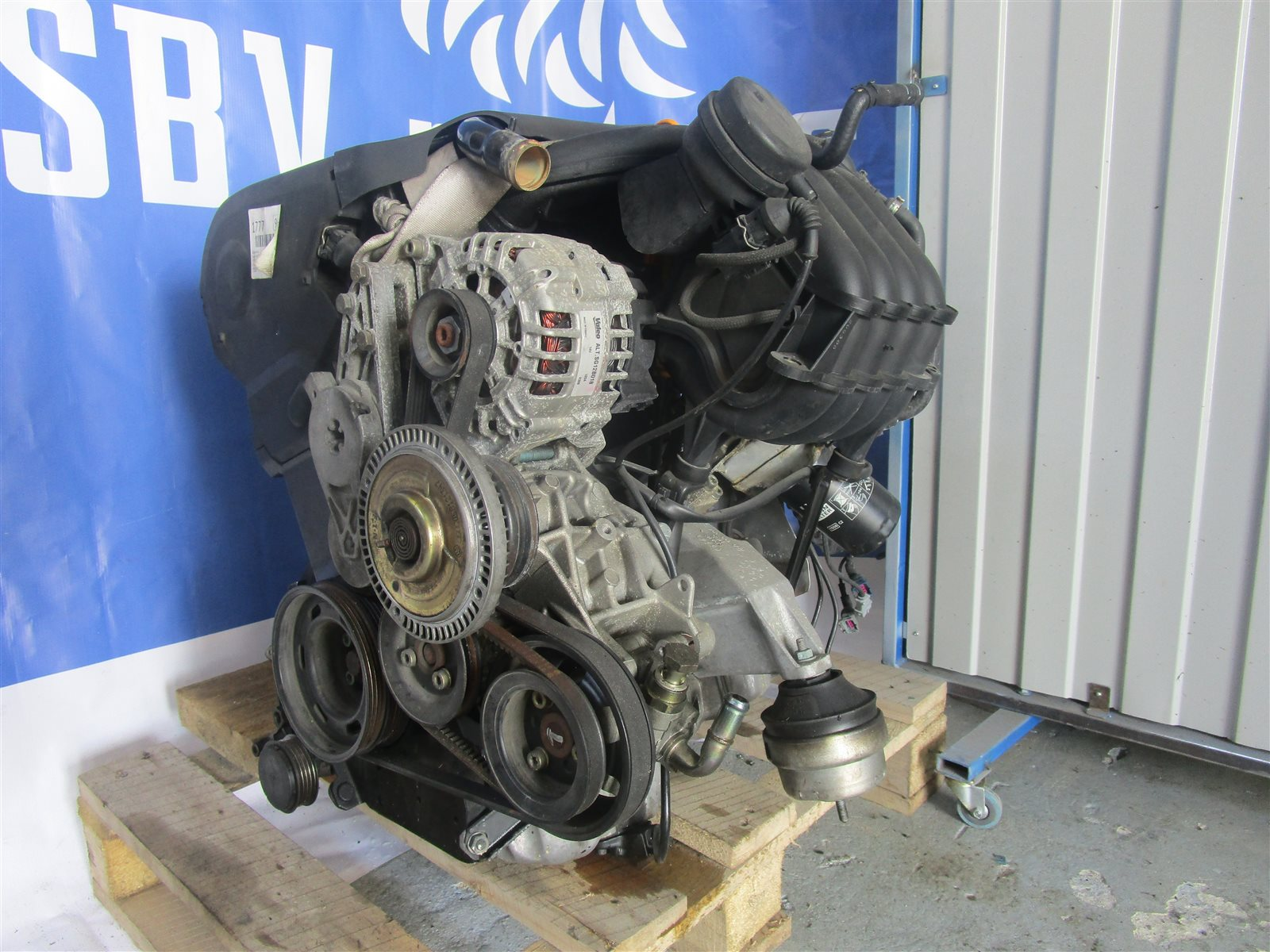 Двигатель Audi A4 B5 APT 2000