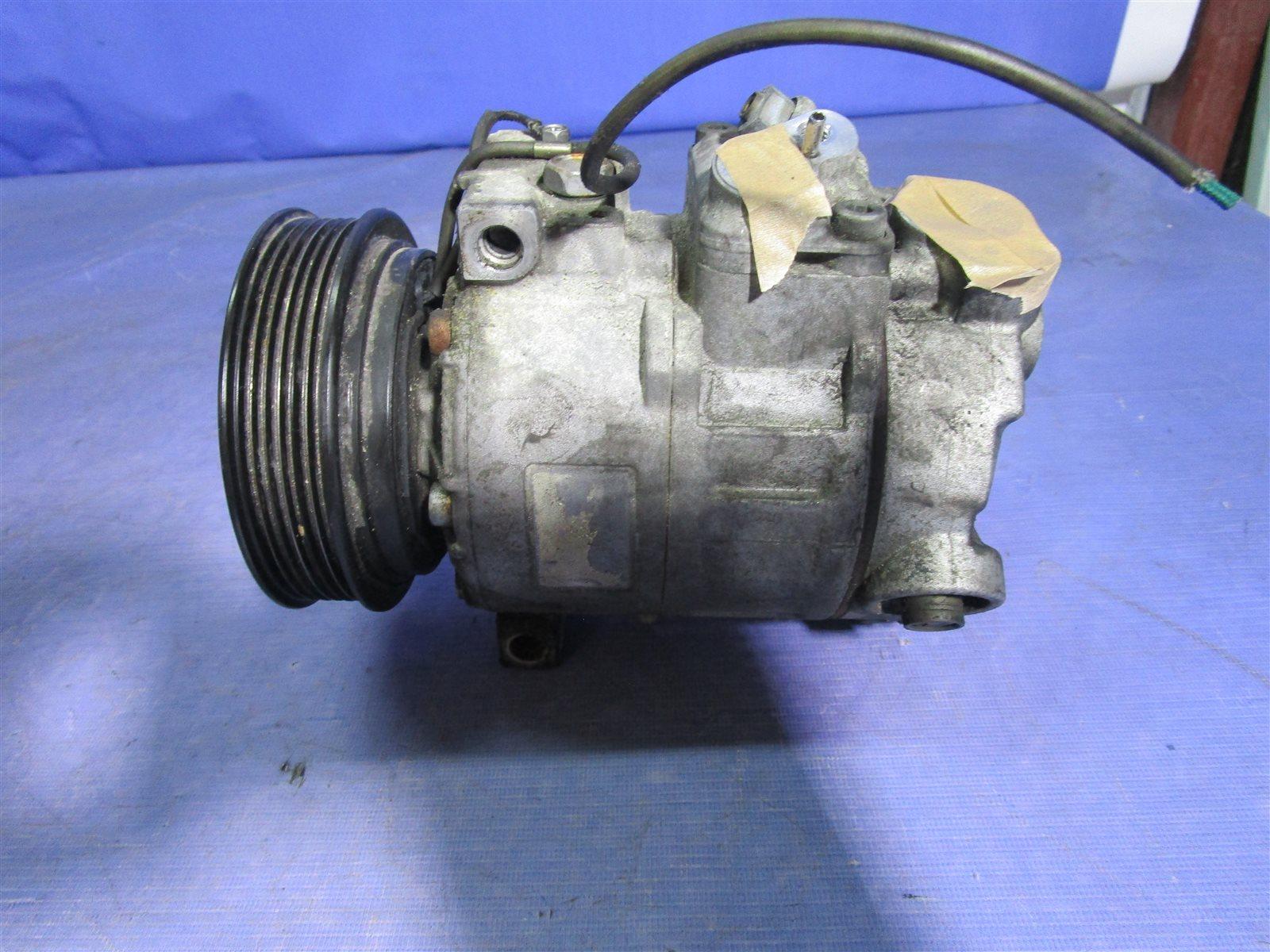 Компрессор кондиционера Citroen C4 TU5JP4 2008
