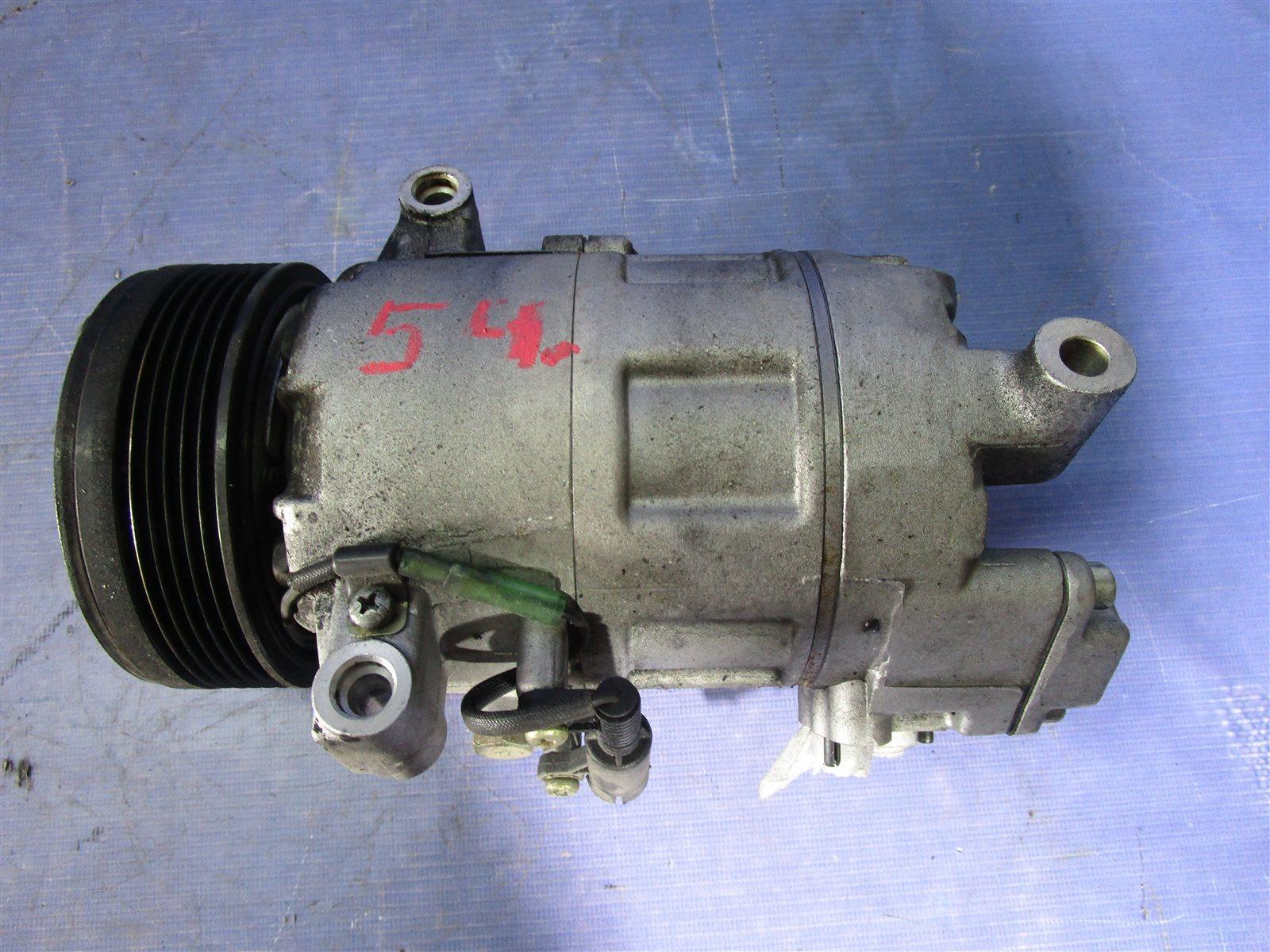 Компрессор кондиционера Bmw 3-Series E46 N42B20AB 2003