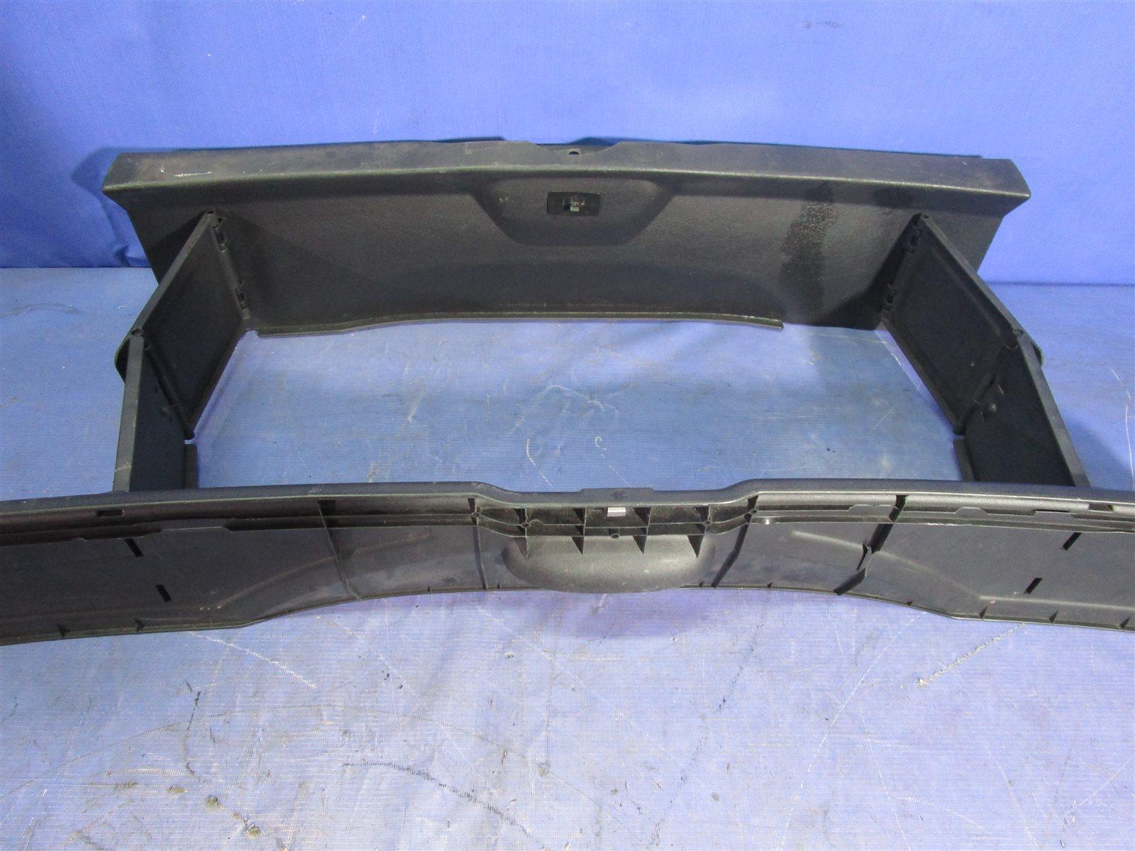 Накладка багажника Citroen C4 TU5JP4 2006