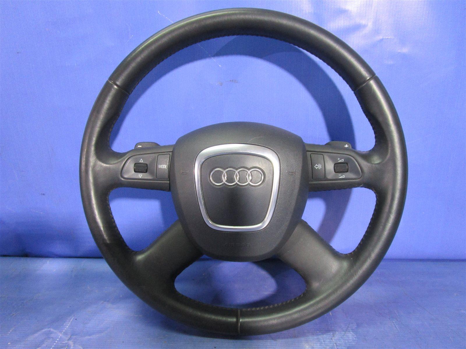 Руль Audi A6 C6 AUK 2006