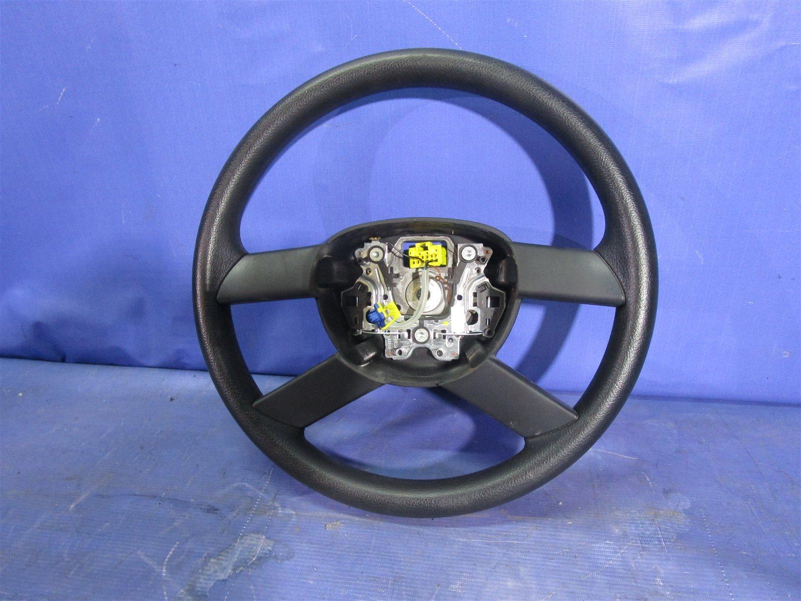 Руль Volkswagen Polo 6NAHW BBY 2000