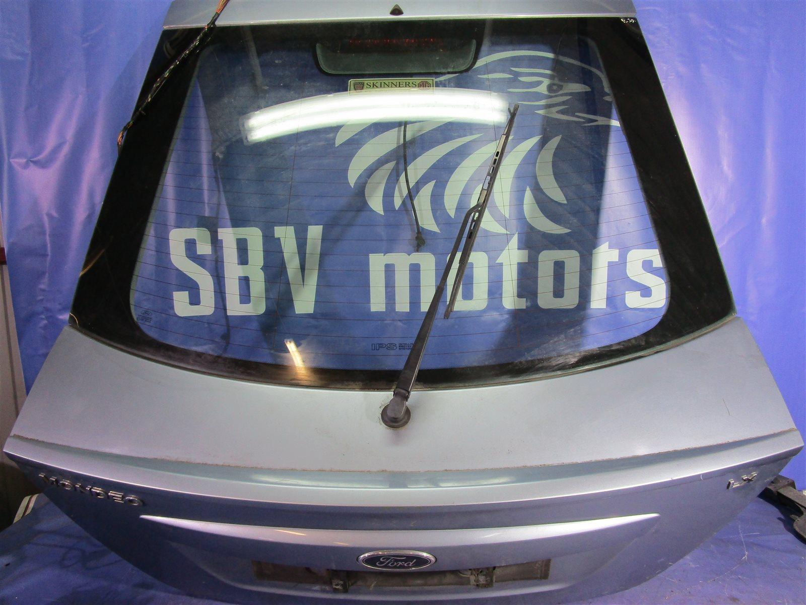 Крышка багажника Ford Mondeo 3 ЛИФТБЭК 2004