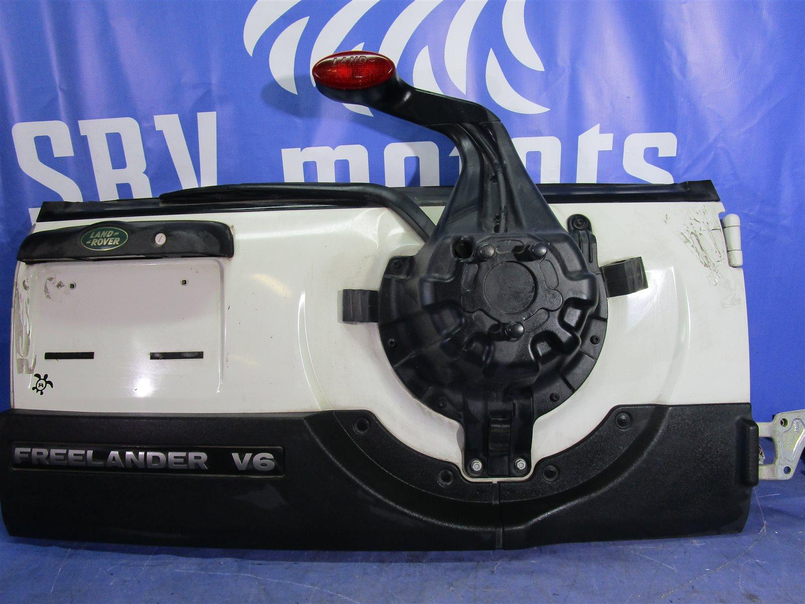 Крышка багажника Land Rover Freelander L314 25K4F 2005