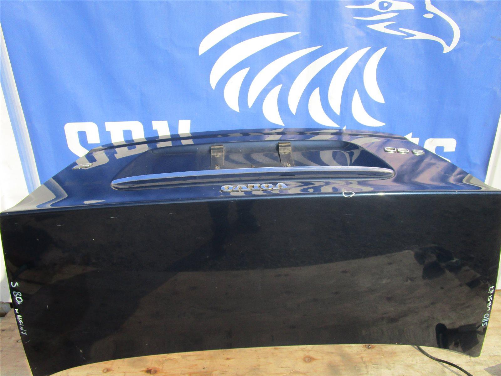 Крышка багажника Volvo S80 B6294S2 2004