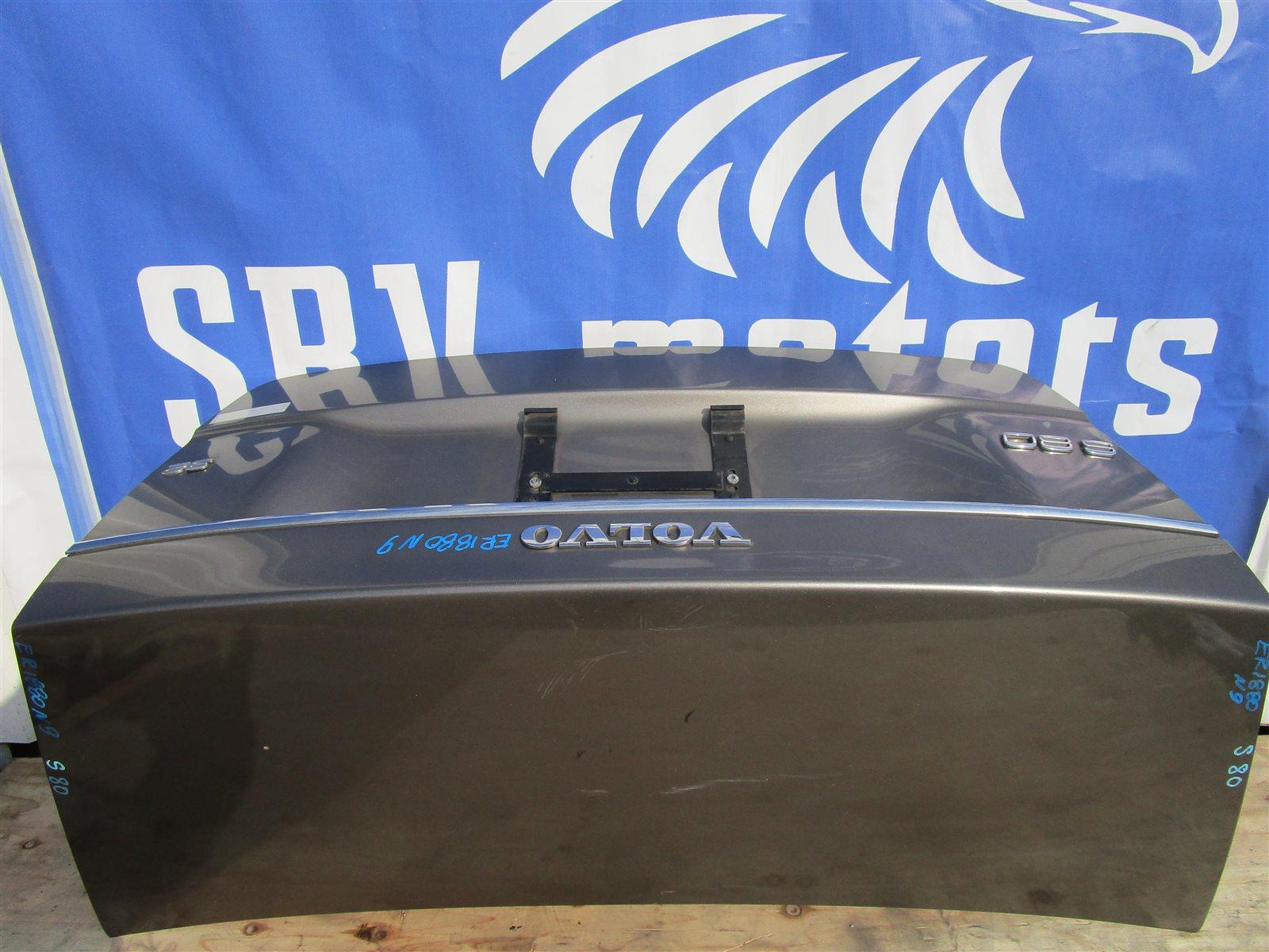 Крышка багажника Volvo S80