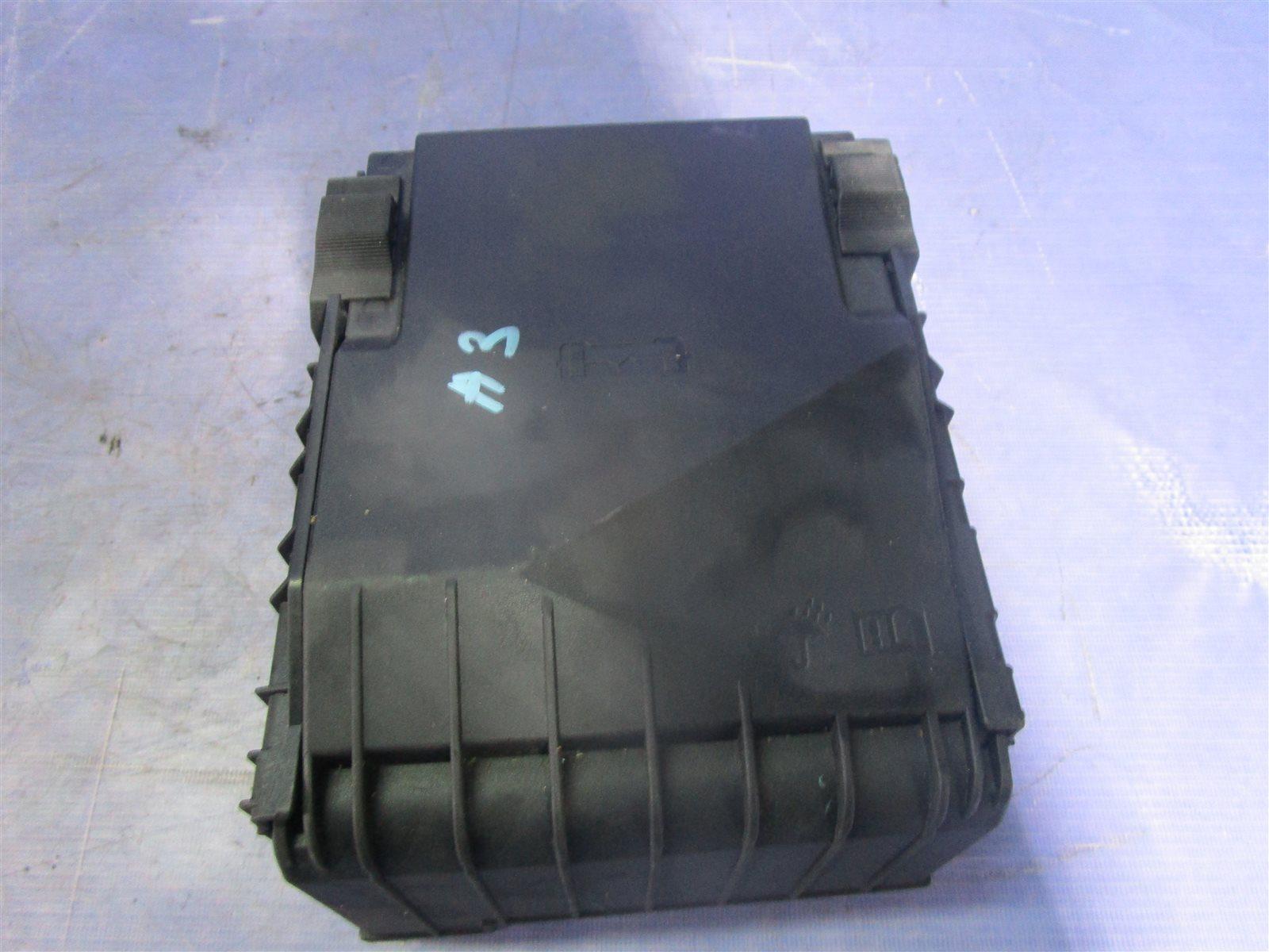 Блок предохранителей Audi A3
