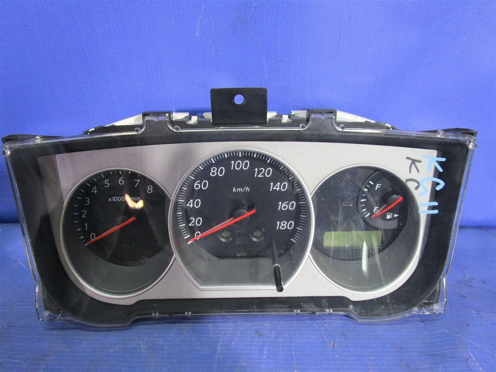 Щиток приборов Nissan Bluebird Sylphy KG11-009471 MR20DE 2012.05