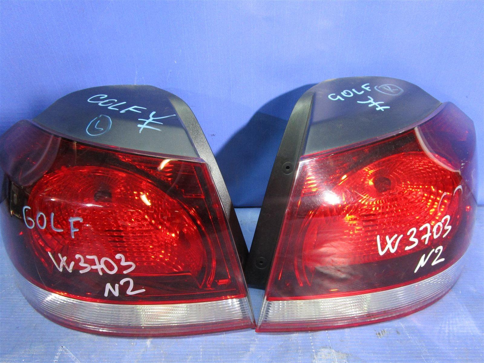 Фонарь задний наружный , габаритный. Volkswagen Golf 6 5K14G5 CAXA 2012