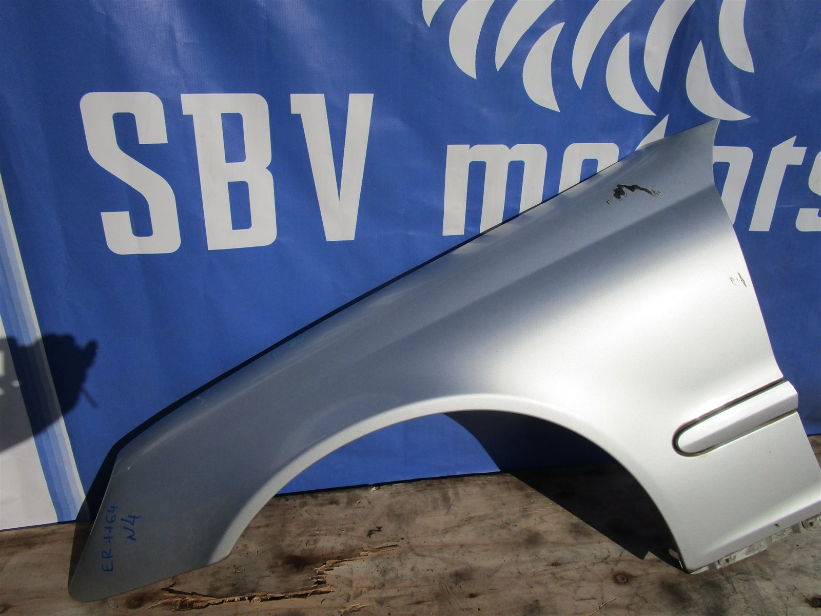 Крыло Mercedes-Benz C W203 M271 переднее левое