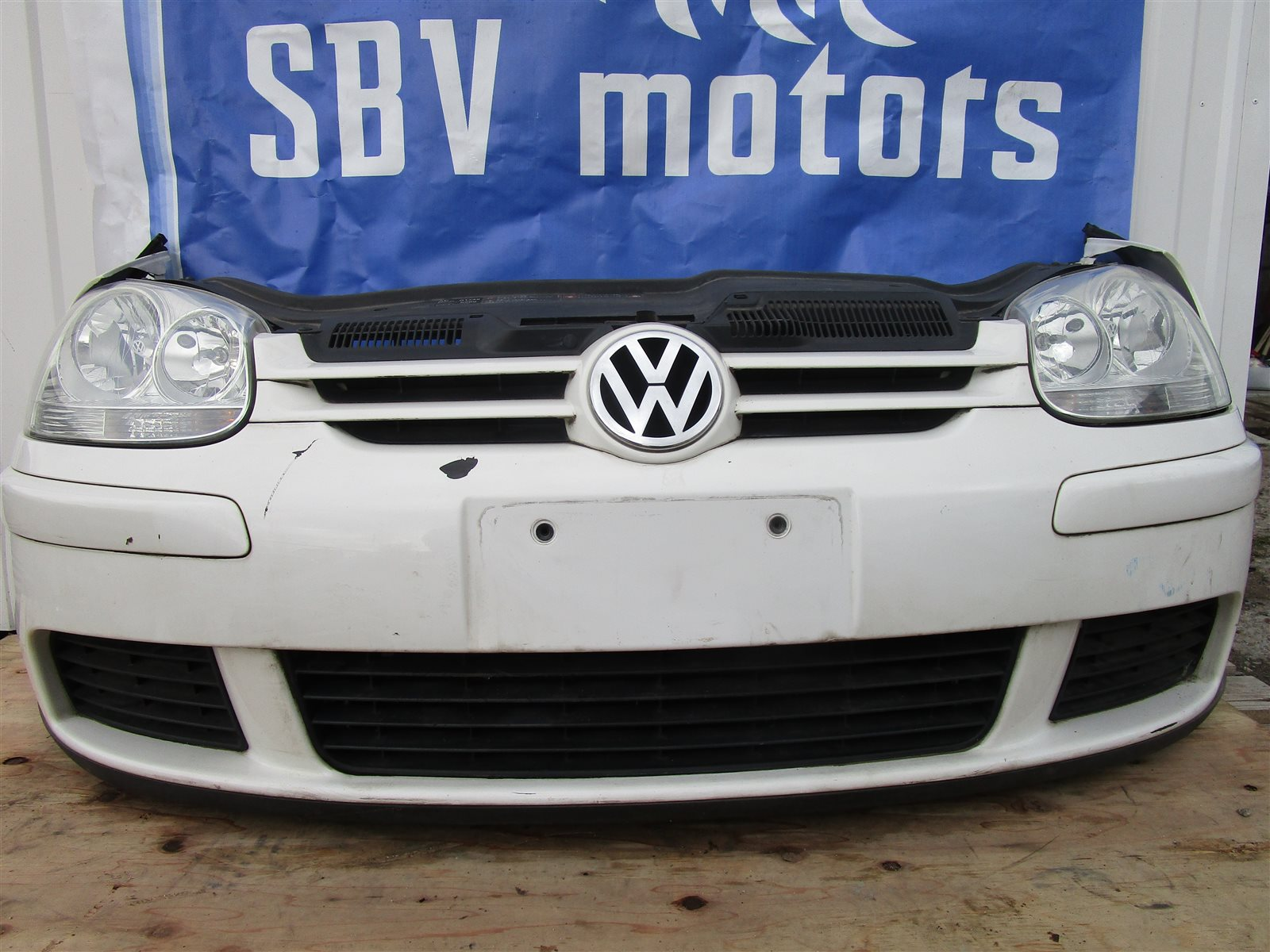 Ноускат Volkswagen Golf 5