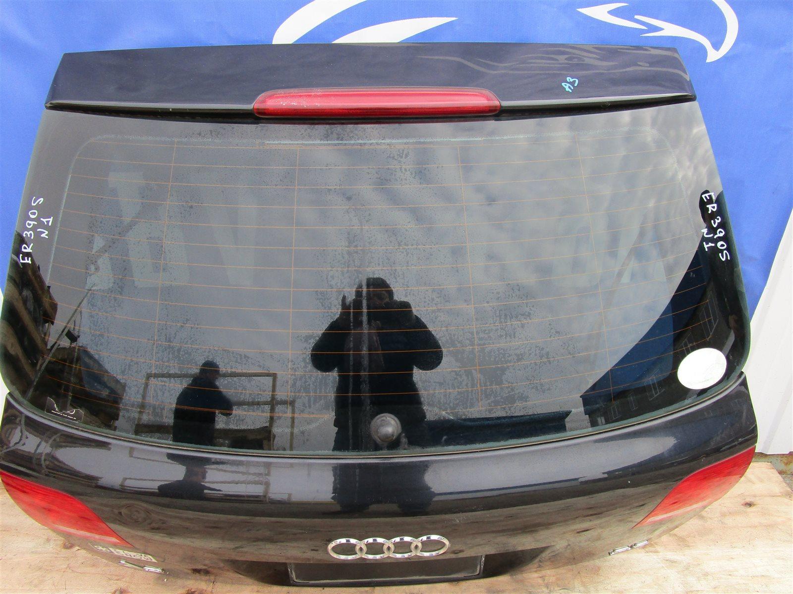 Крышка багажника Audi A3 8P BMJ 2006