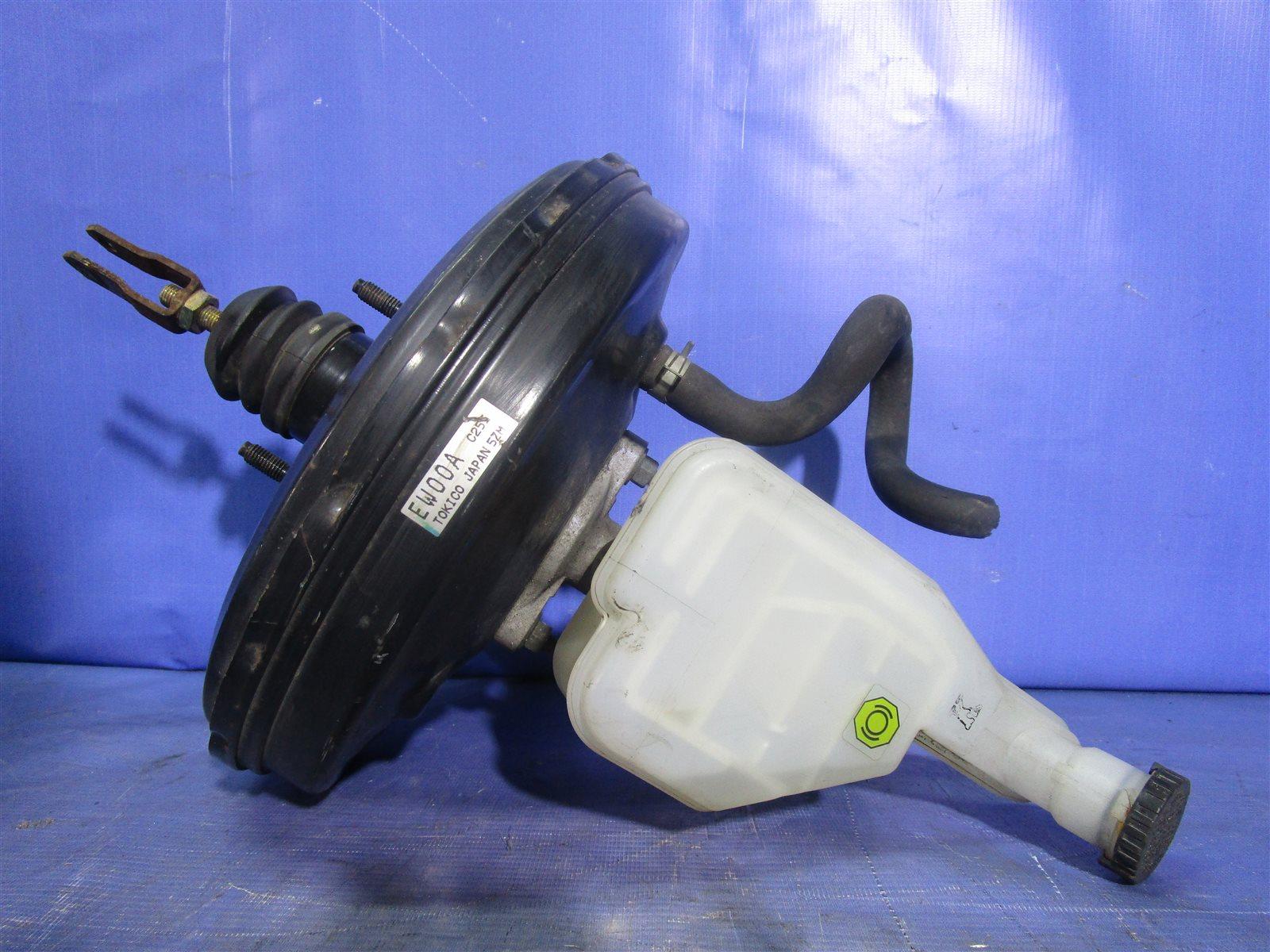 Вакуумный усилитель Nissan Bluebird Sylphy KG11-009471 MR20DE 2012.05