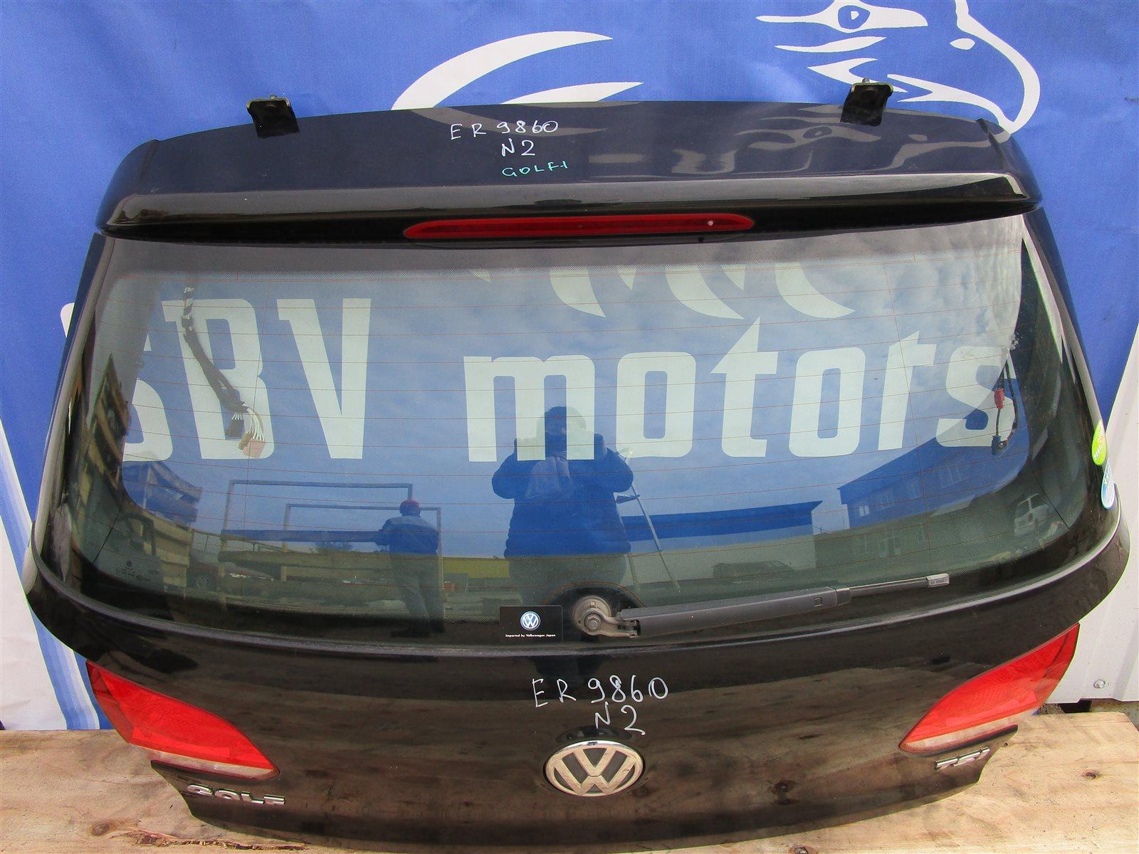 Крышка багажника Volkswagen Golf 6 5K14G5 CBZB 15.12.2010