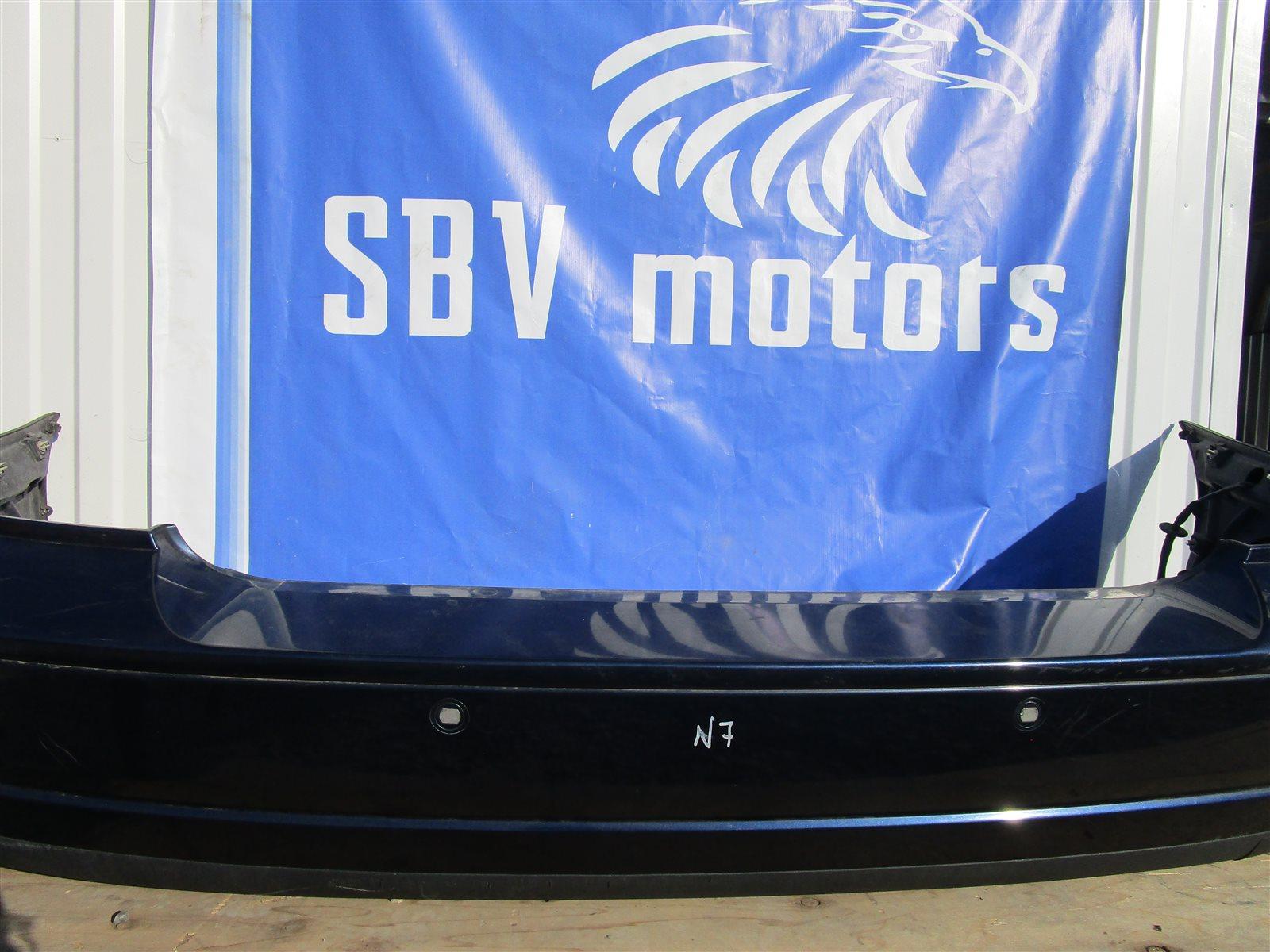 Бампер Volvo S80 B6294S2 2004 задний