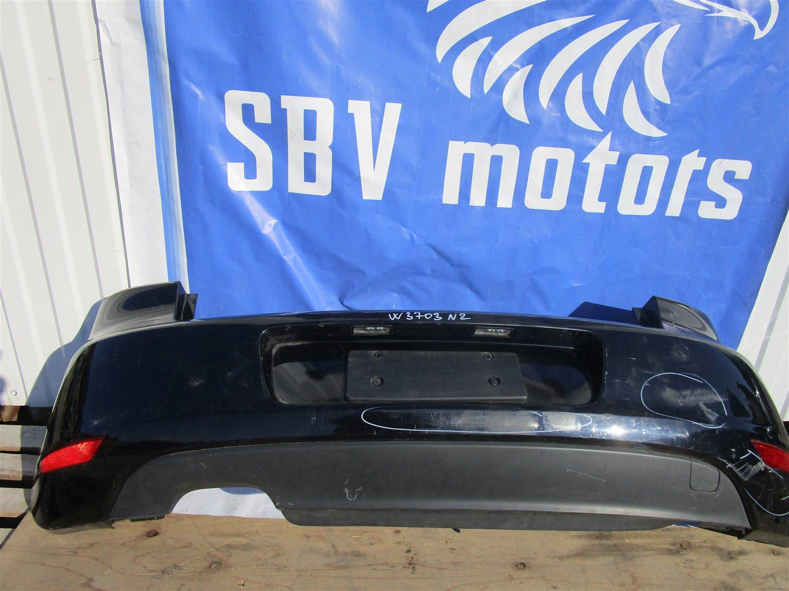 Бампер Volkswagen Golf 6 5K14G5 CAXA 2012 задний