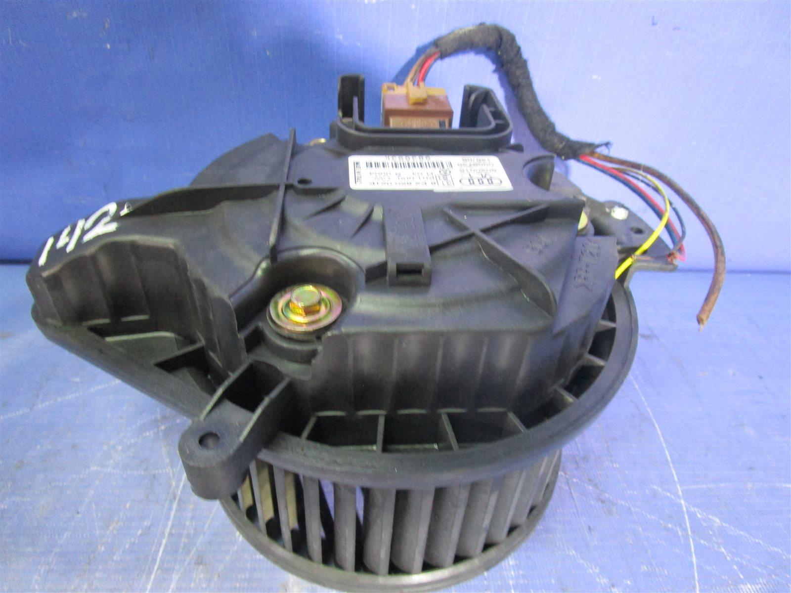 Мотор печки Audi A4 B7 BFB 2006