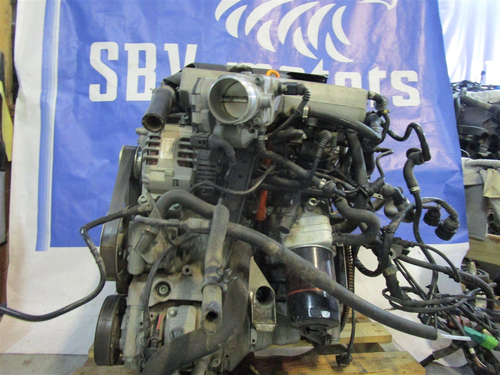 Двигатель Audi A4 B6 AMB