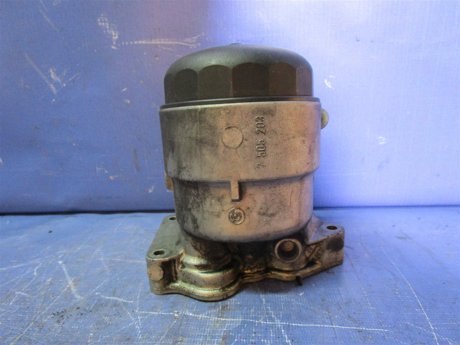 Корпус масляного фильтра Bmw 3-Series E46