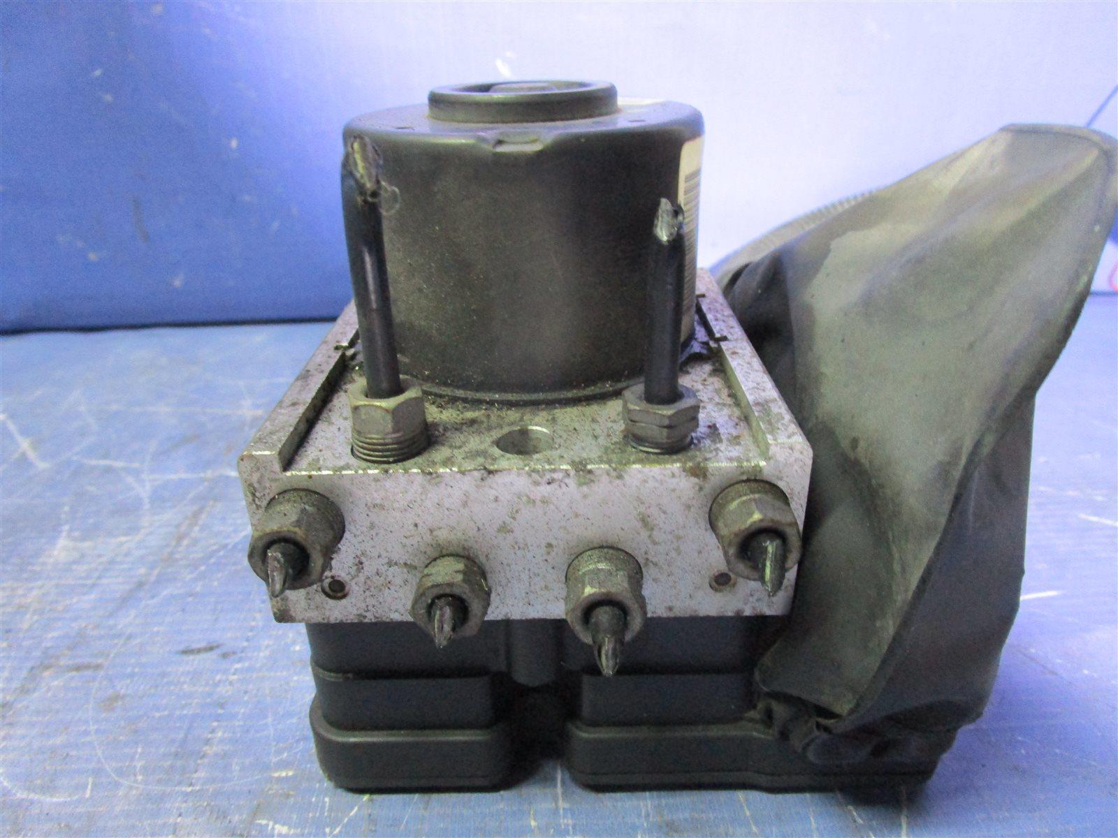 Блок abs Peugeot 206 2EKNFU NFU10FX7PPSA 2005