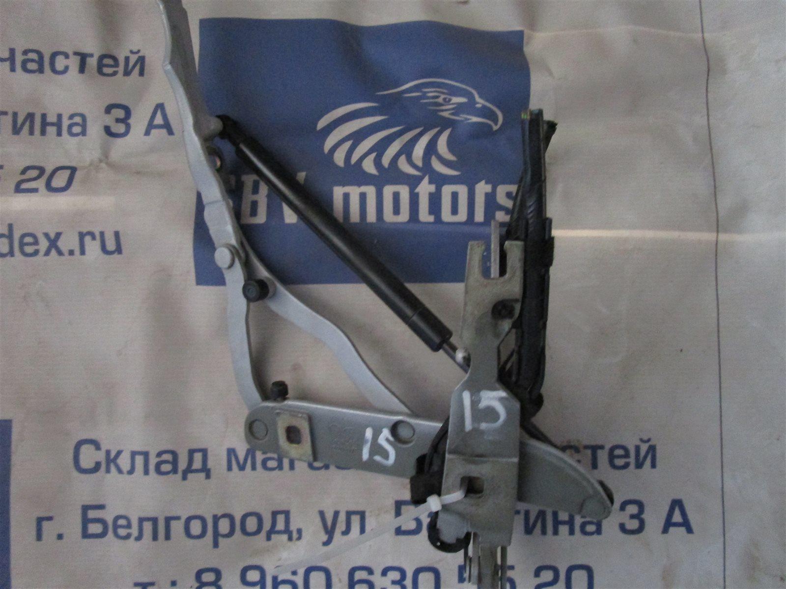 Крепление крышки багажника Bmw 3-Series E46 206S4 M52 2000 заднее