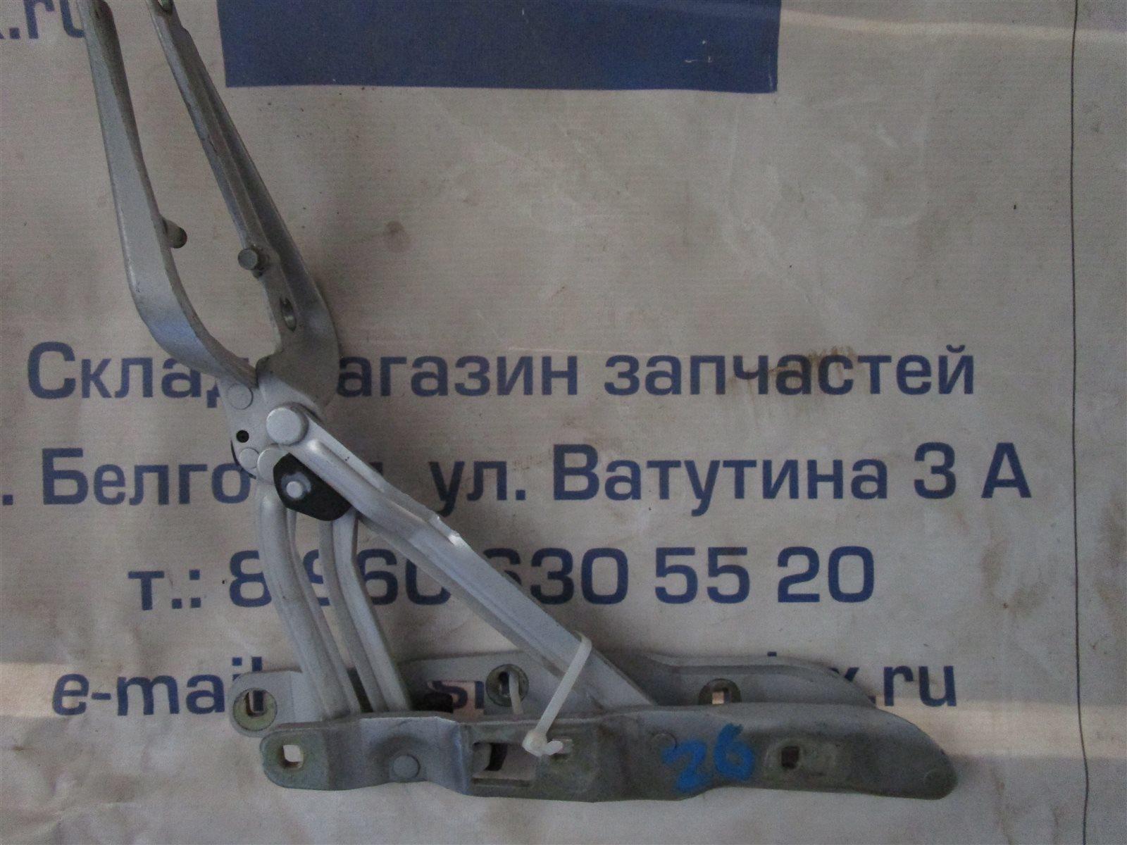 Крепление крышки багажника Bmw 5-Series E39 256S4 M52 2000 заднее