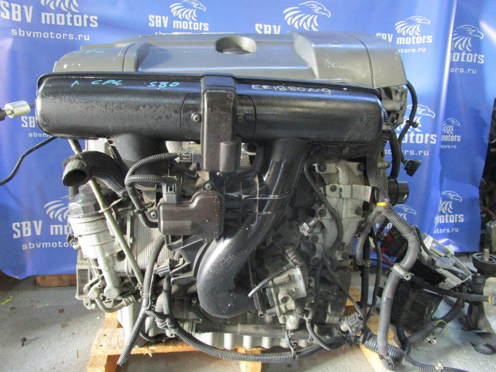 Двигатель Volvo S80 B6324S