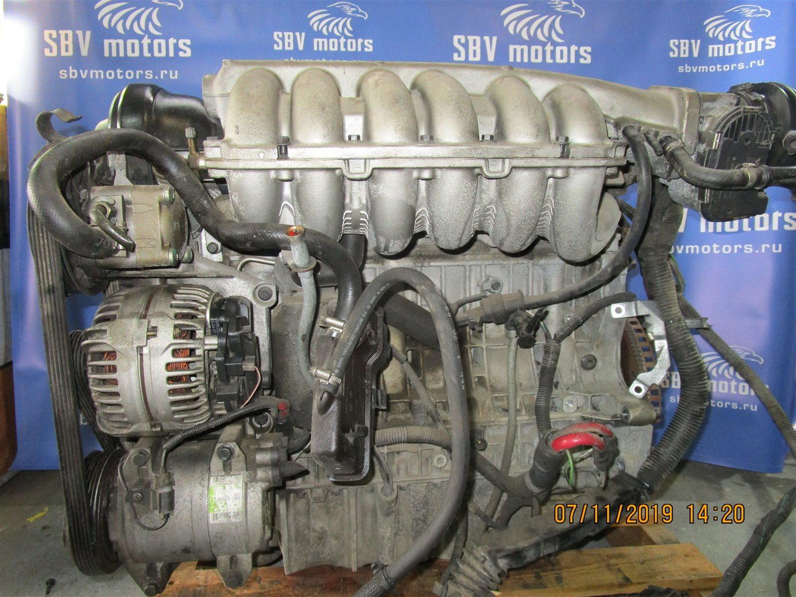 Двигатель Volvo S80 B6294S2 2004