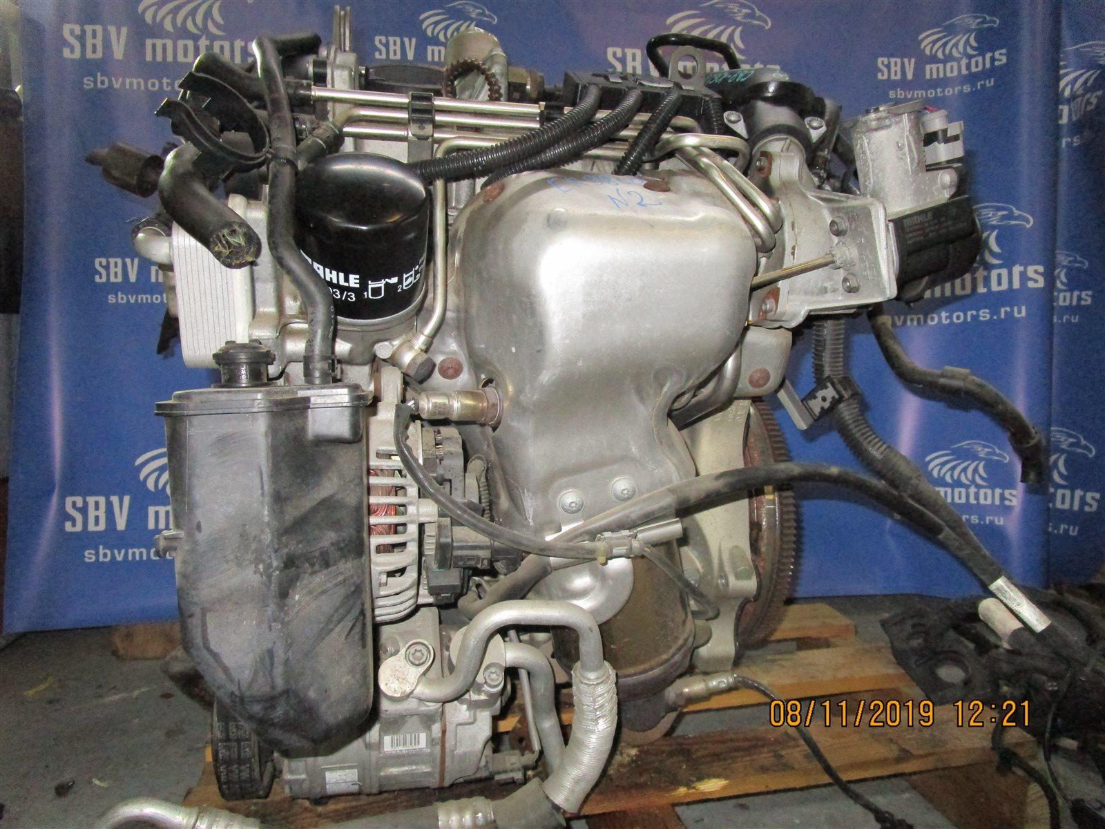 Двигатель Volkswagen Golf 6 5K14G5 CBZB 2010