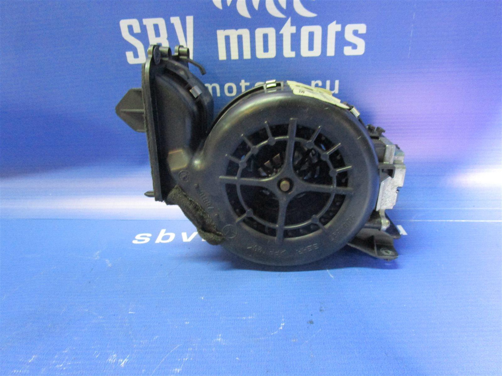 Мотор печки Mercedes-Benz C W203 112.912 2001