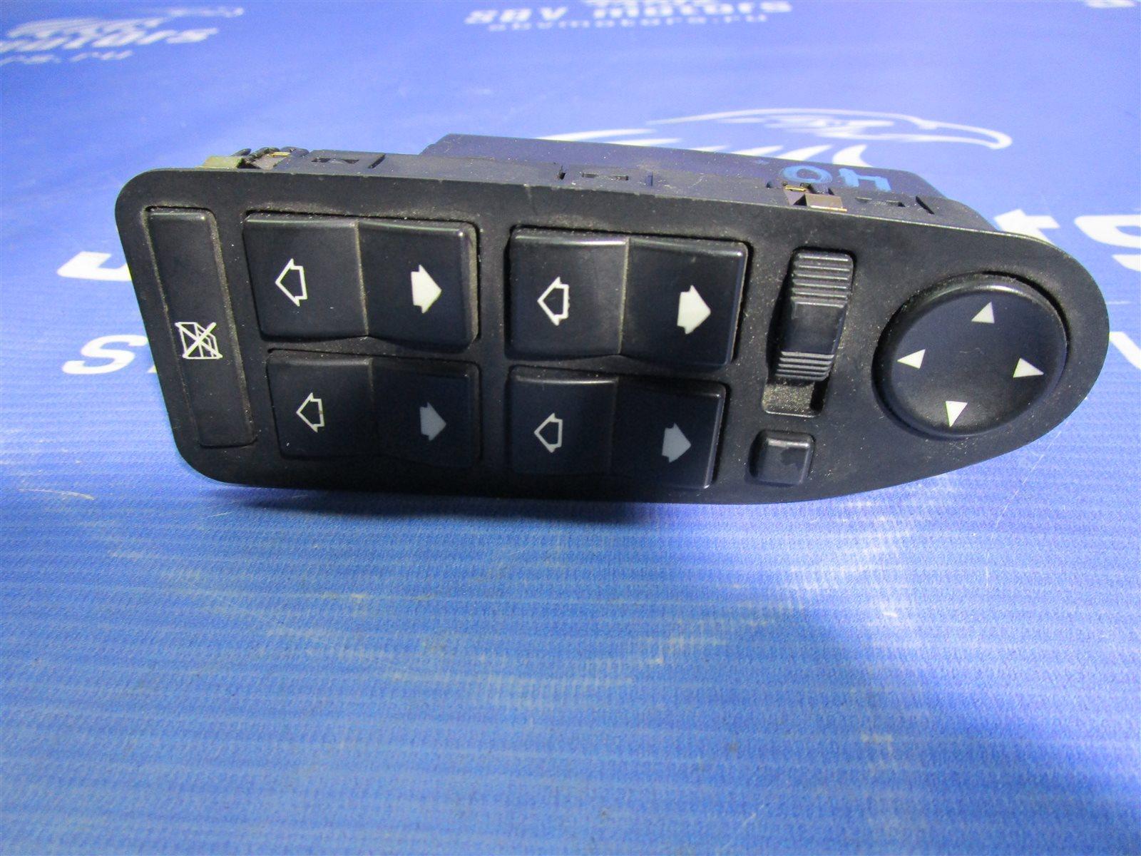 Блок управления стеклоподъемниками Bmw 5-Series E39 206S3 M52 1998
