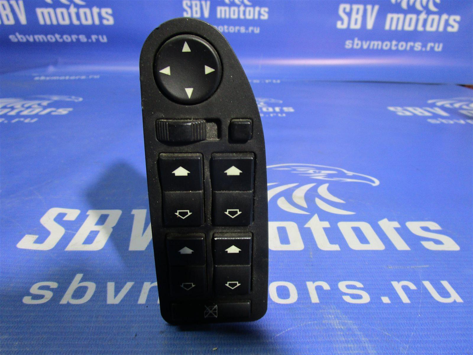Блок управления стеклоподъемниками Bmw 5-Series E39 256S5 2002