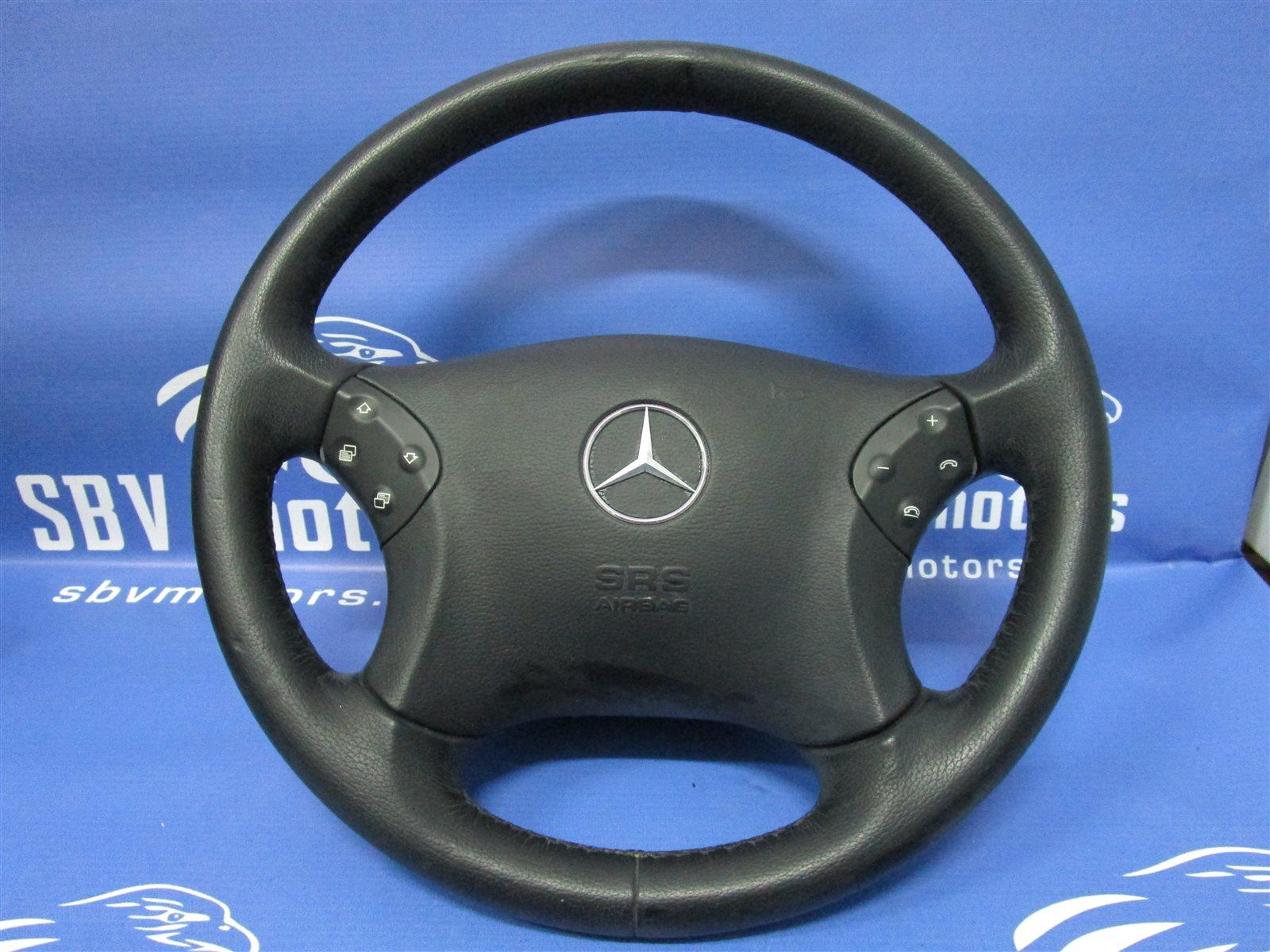 Руль Mercedes-Benz C W203 271.946 2005